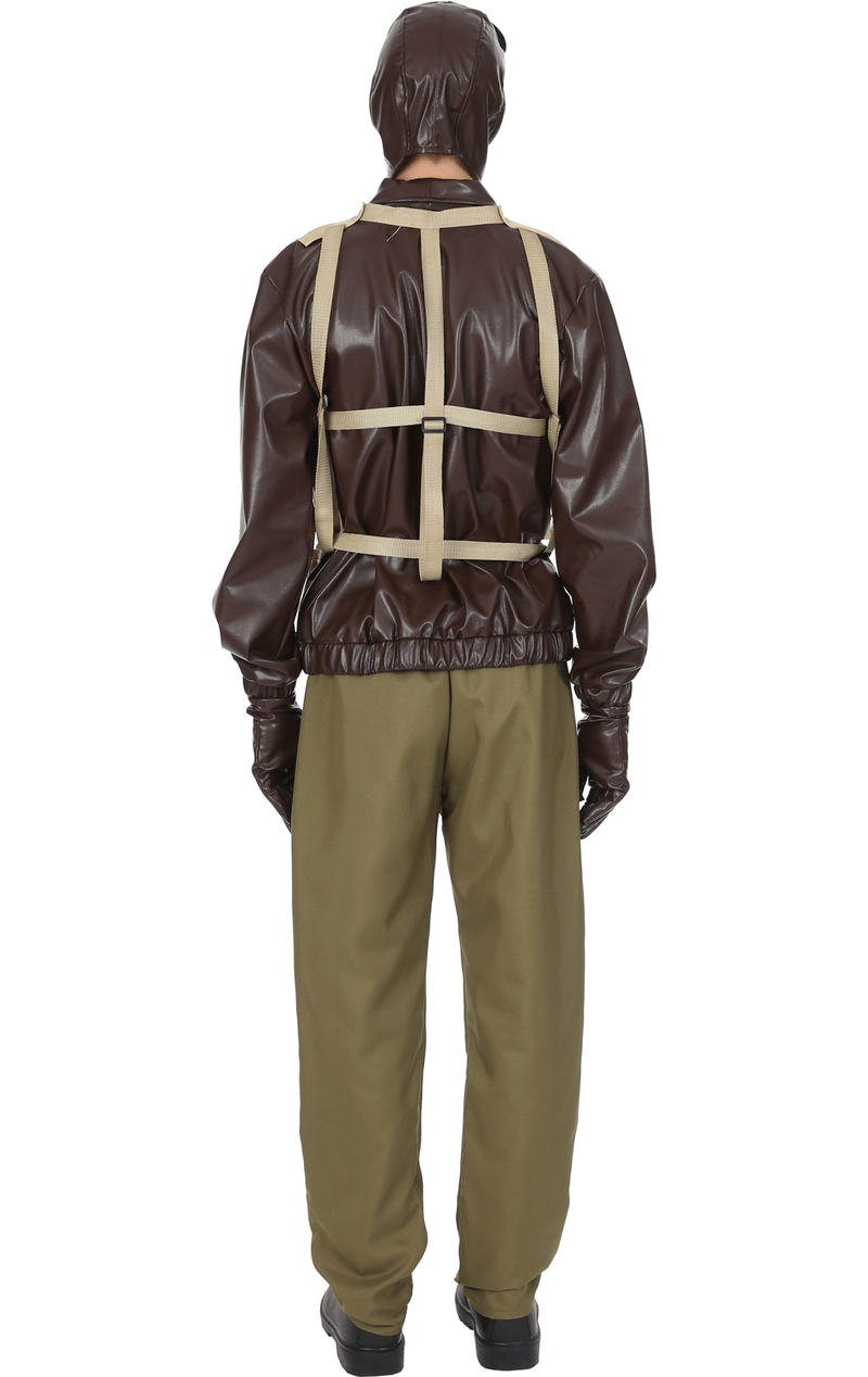 Adult Male WW2 Fighter Pilot Costume