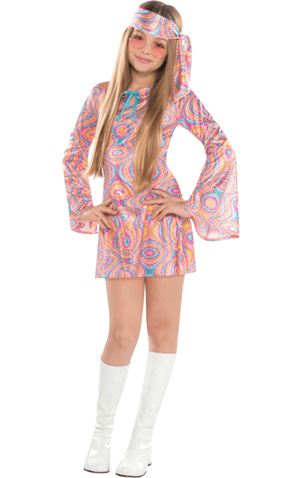Teen Disco Diva Costume