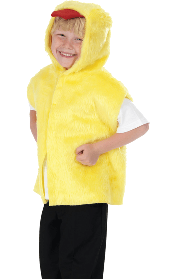Child Chick Tabard Costume