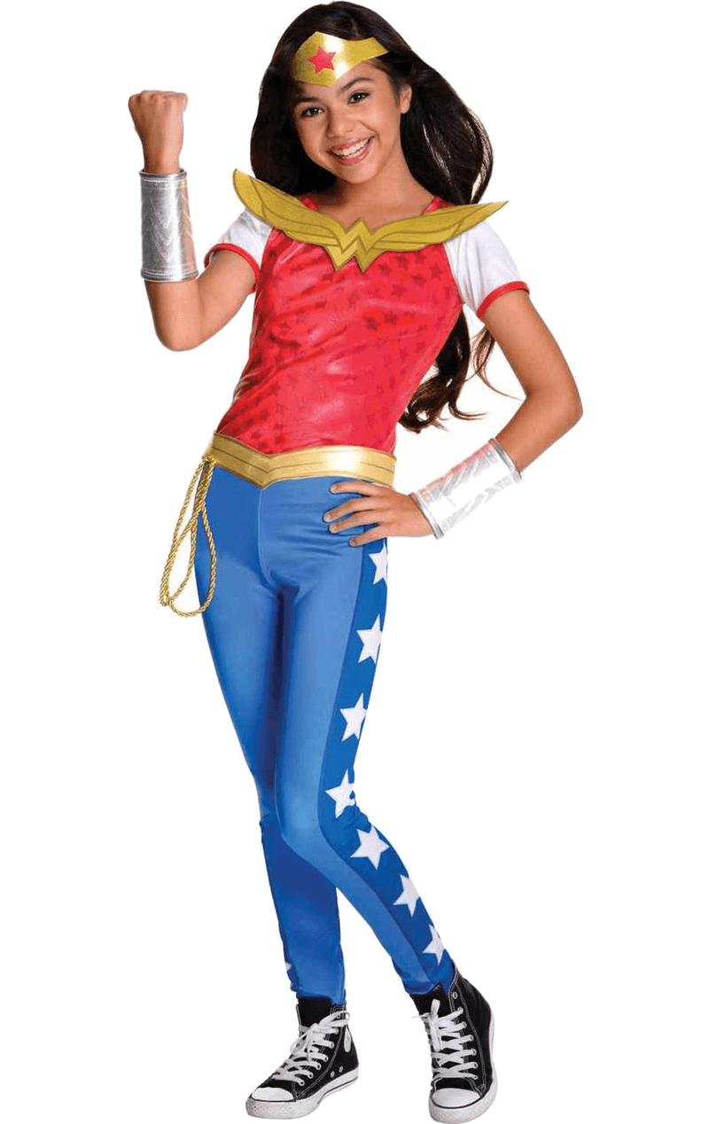 Child Deluxe Wonder Woman Costume