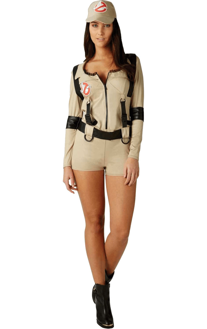 Adult Ghostbusters Girl Costume