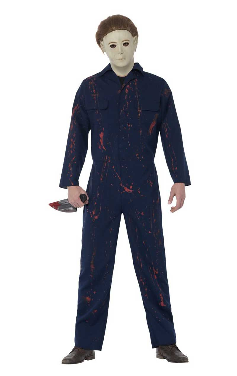 Adult Halloween H20 Michael Myers Costume