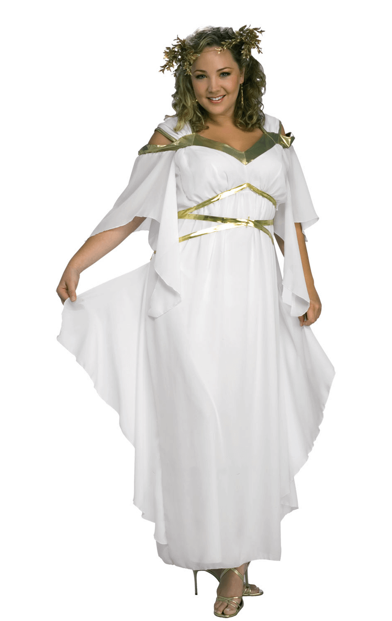 Roman Goddess Costume (Plus Size)