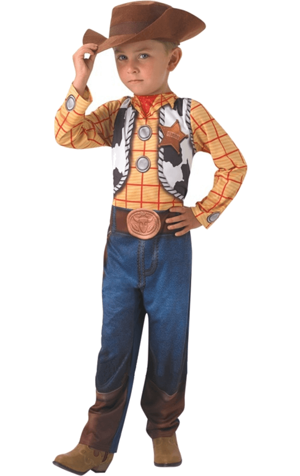Child Toy Story Woody Costume