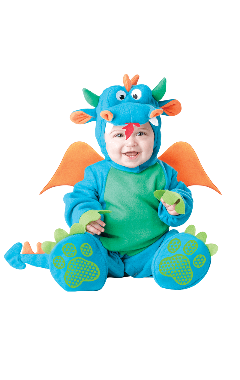 Lil Dragon Baby Costume