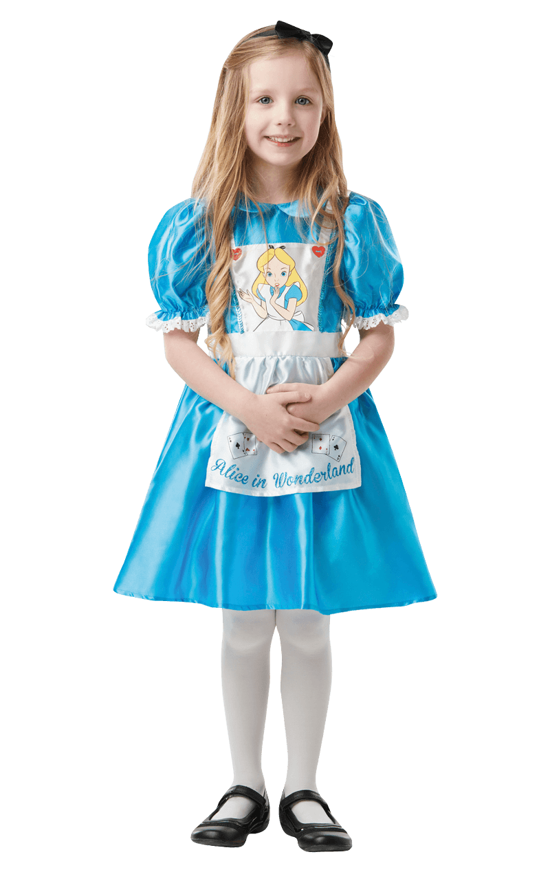 Disney Alice Kids Costume