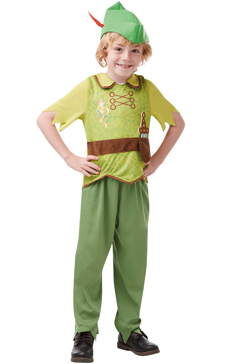 Boys Disney Peter Pan Costume