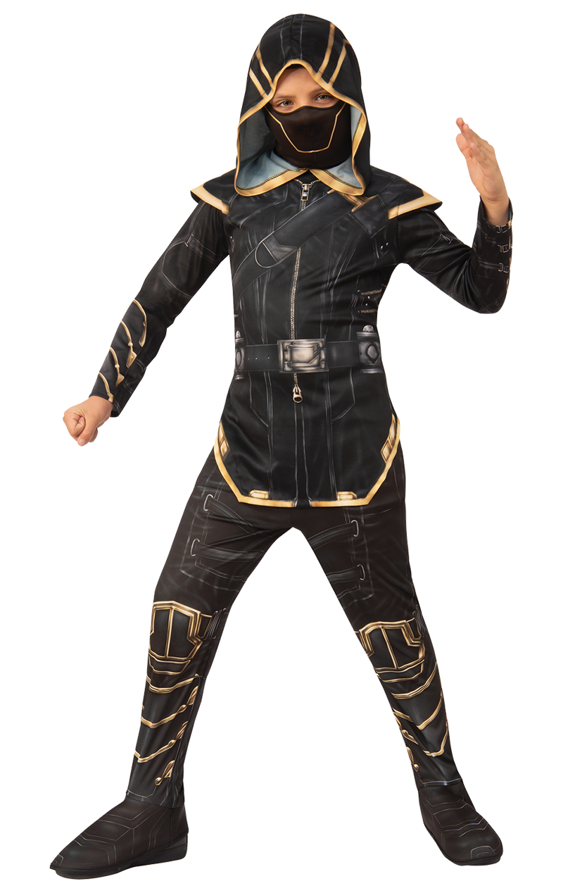 Boys Hawkeye Endgame Costume