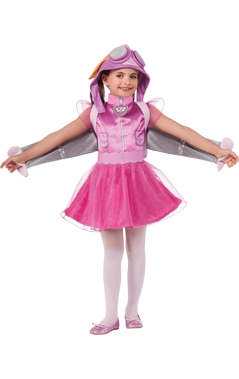 Child Paw Patrol Skye Costume
