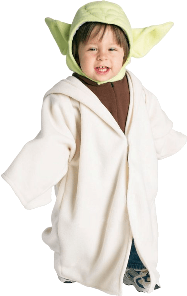 Toddler Star Wars Yoda Costume