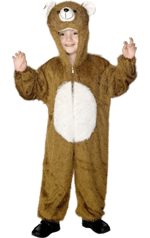 Child Little Bear Animal Costume