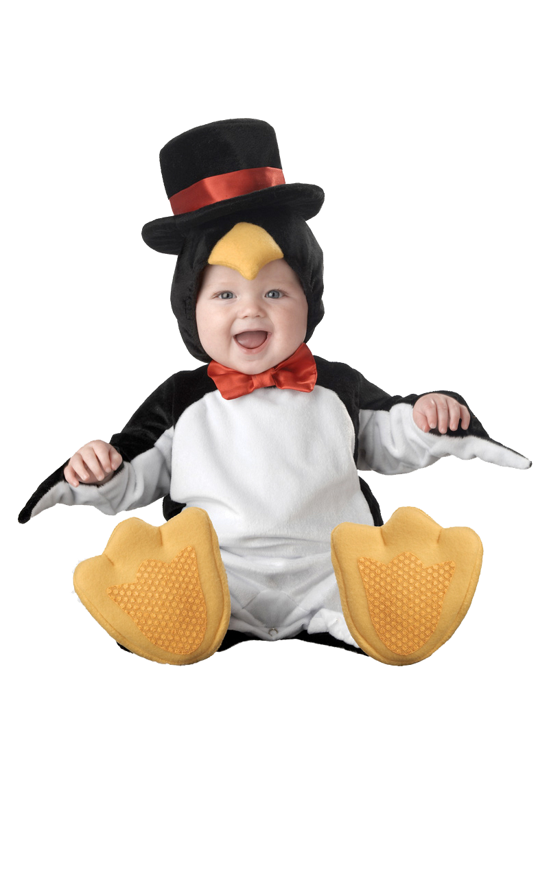 Lil Penguin Baby Costume