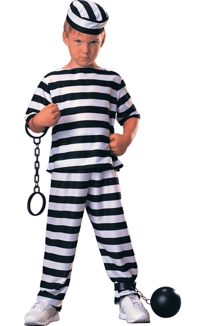 Child Convict Boy Costume