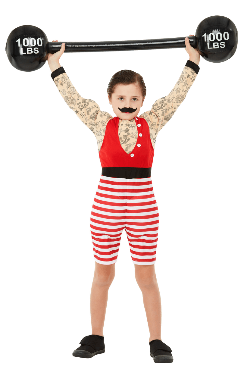 Boys Strongman Costume