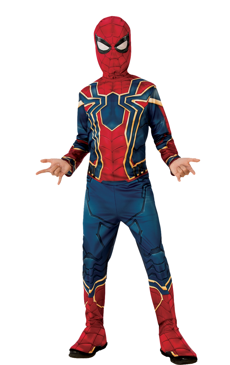 Child Iron Spider Costume