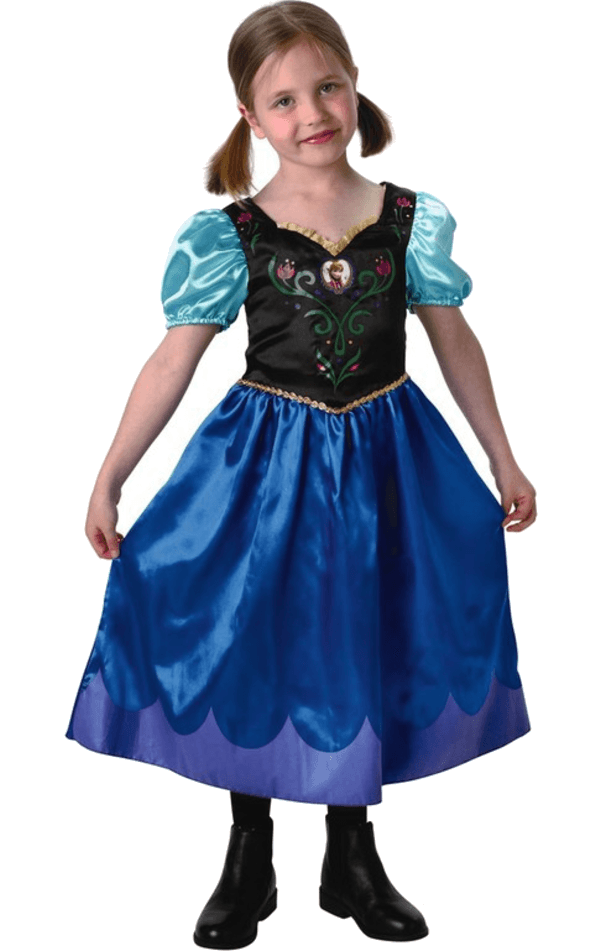 Child Disney Frozen Anna Costume
