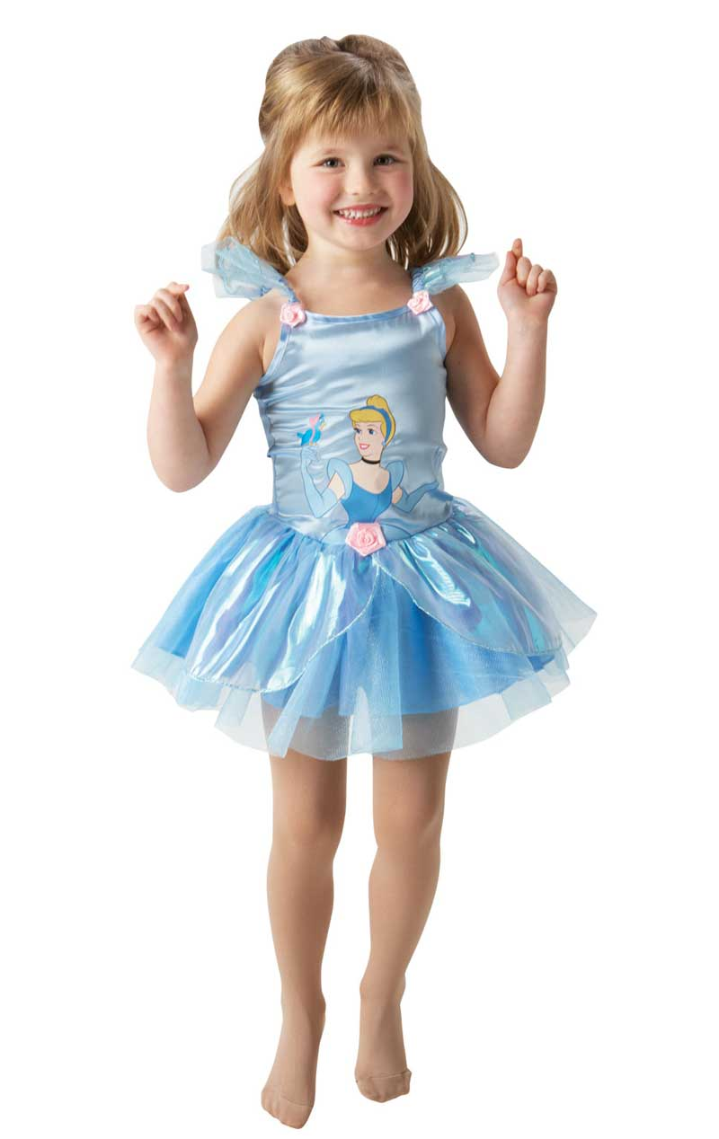 Child Cinderella Ballet Disney Costume