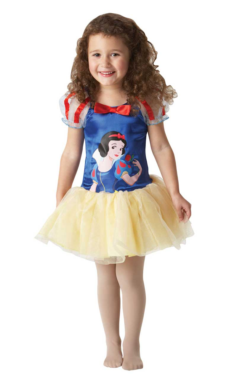 Child Snow White Disney Ballet Costume