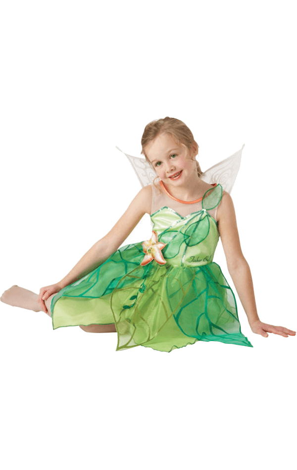 Child Peter Pan Tinkerbell Disney Costume