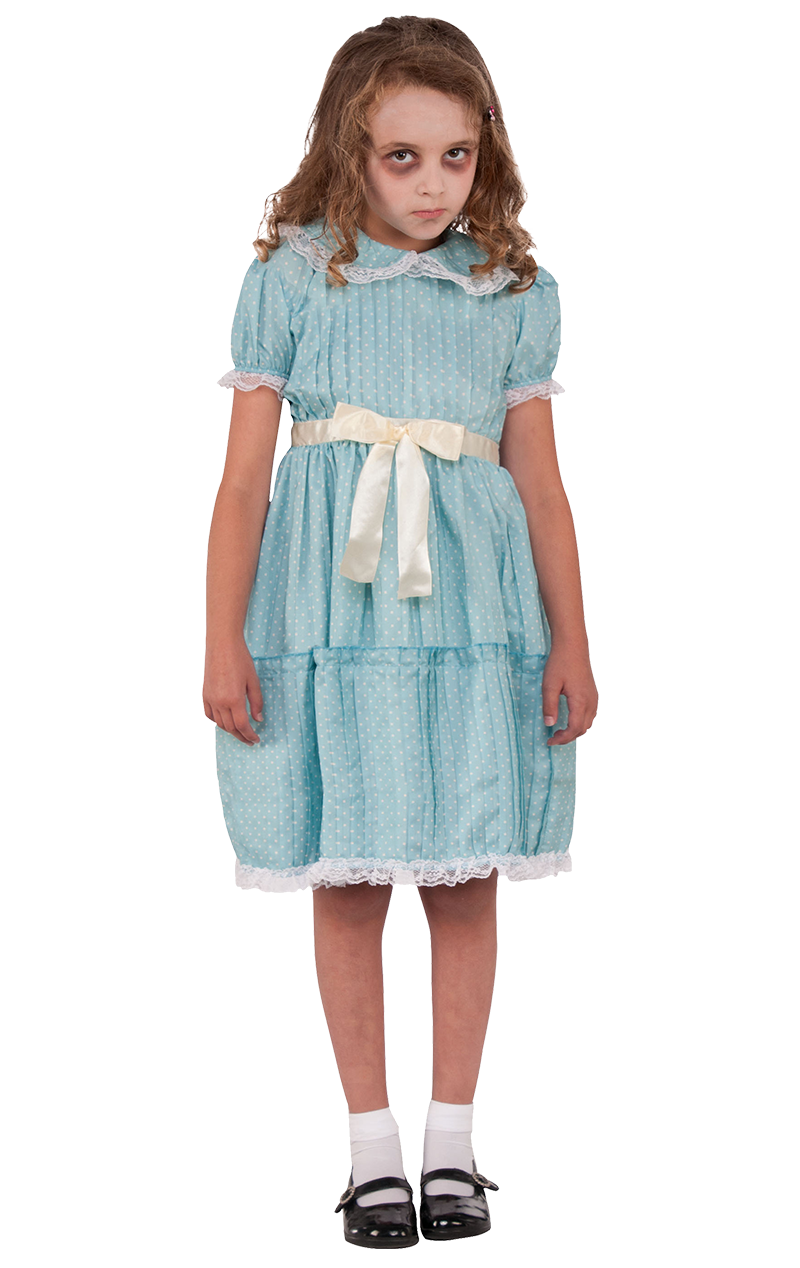 Girls The Shining Twin Costume