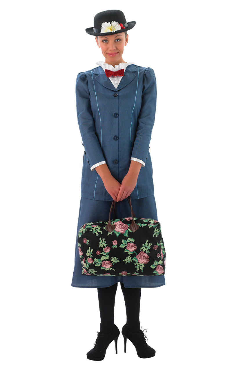 Disney Mary Poppins Costume
