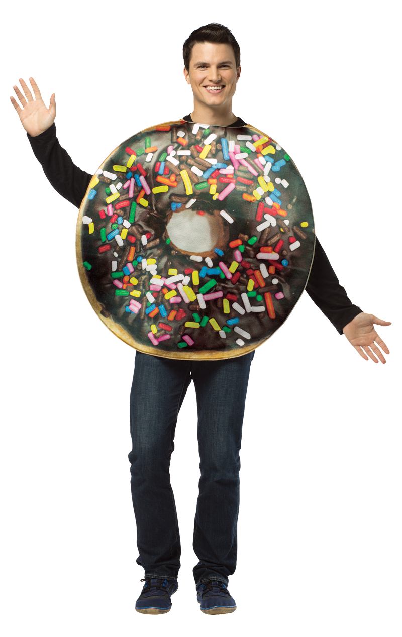 Adult Doughnut Costume