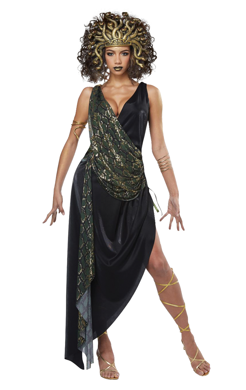 Ladies Sedusa Costume