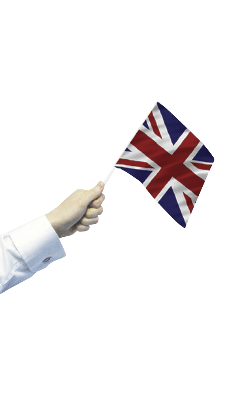 Great Britain Hand Flag Accessory