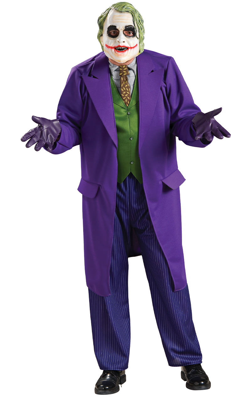 The Joker (Plus Size) Costume