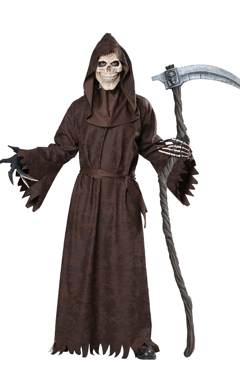 Adult Gothic Reaper Costume