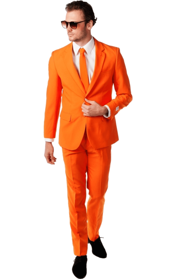 The Orange OppoSuit
