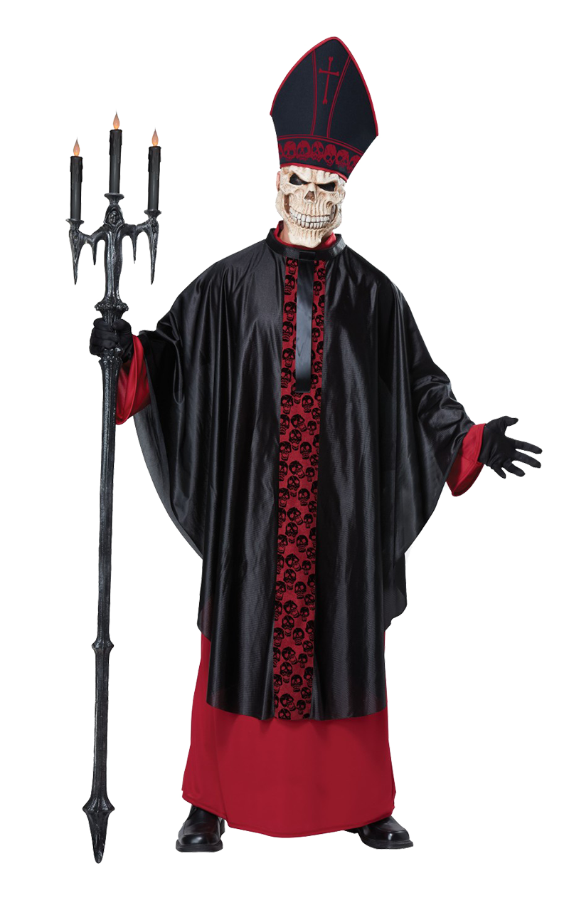 Devil Mass Costume