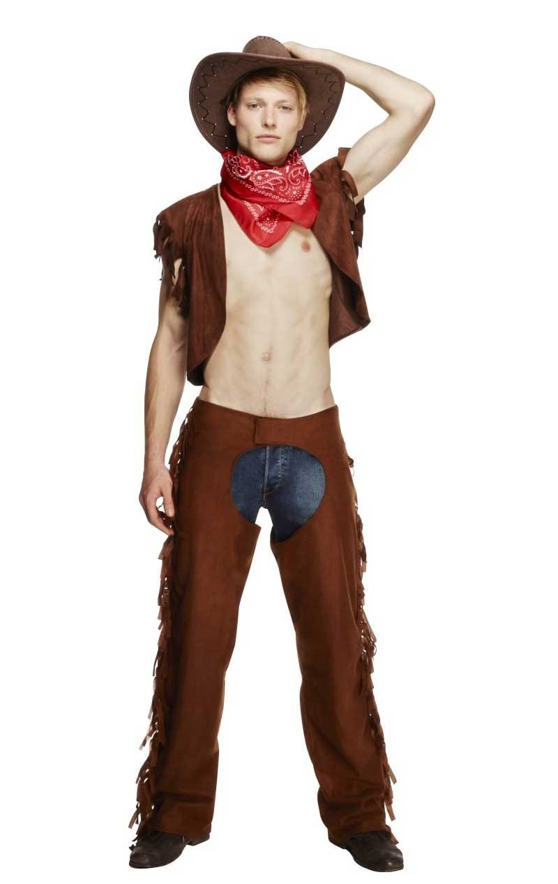 Fever Ride Em High Cowboy Costume