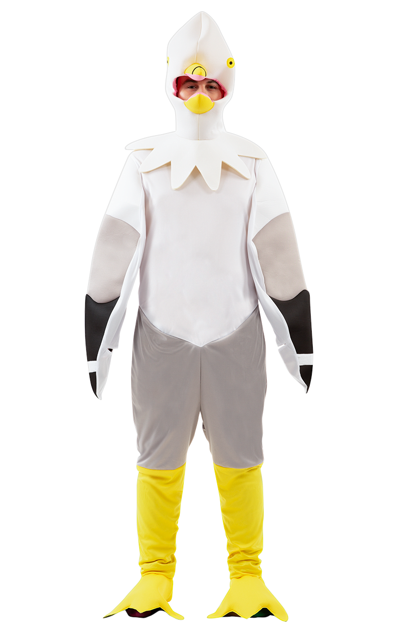 Adult Seagull Costume