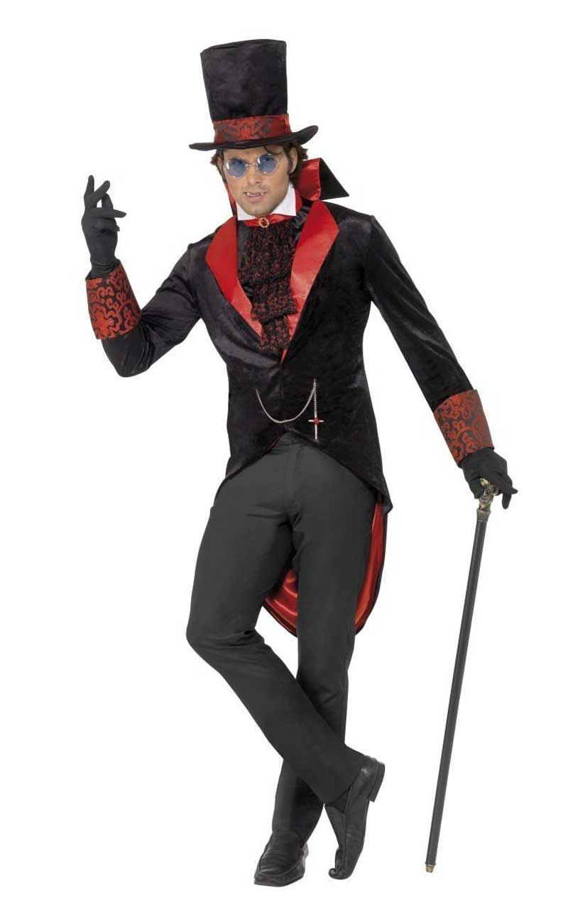 Adult Dracula Halloween Costume