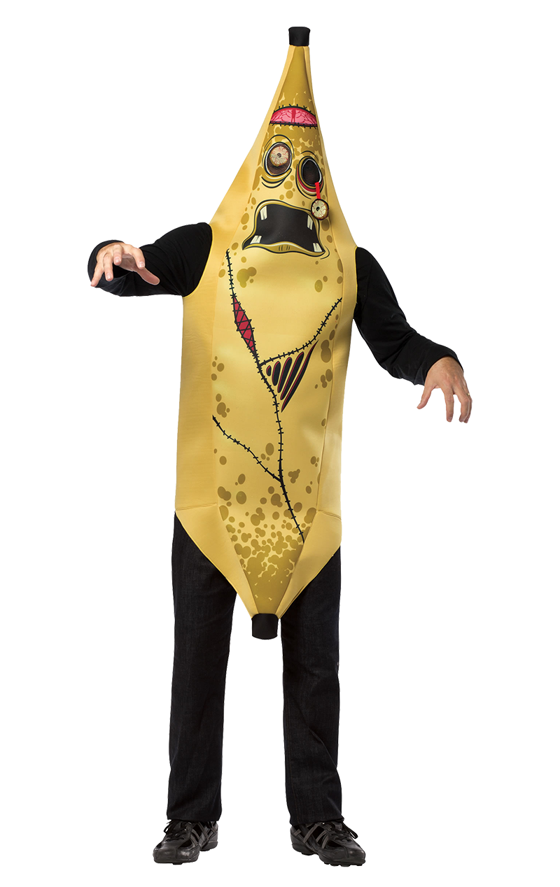 Zombie Mould Banana Costume