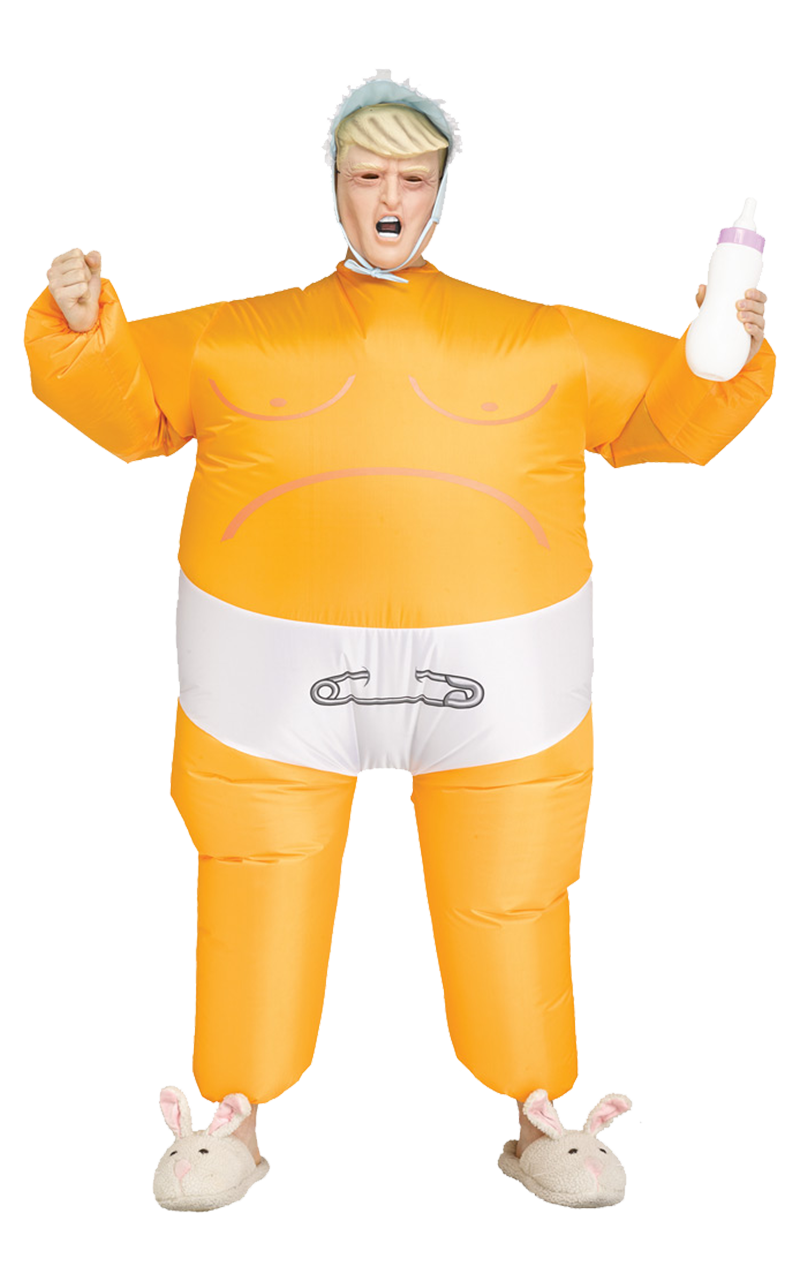 Big Baby Trump Inflatable Costume