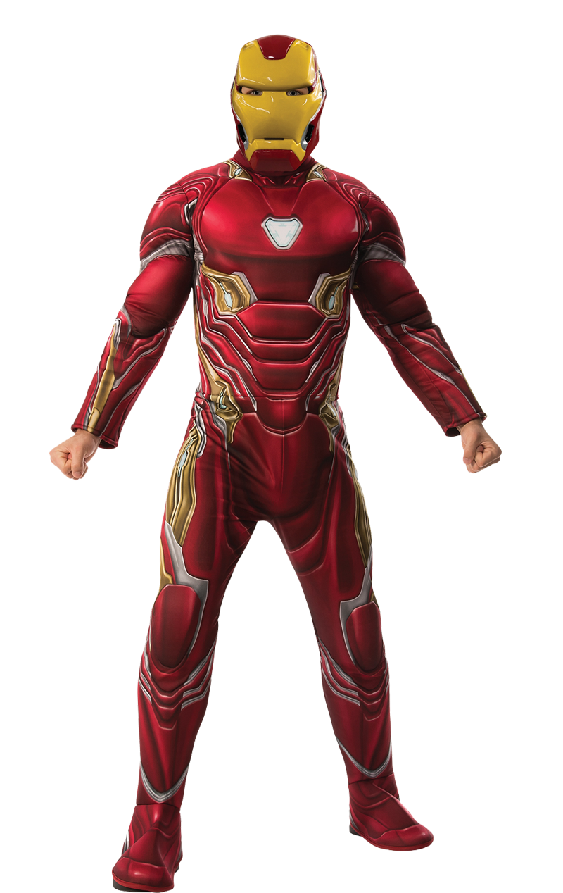 Adult Iron Man Endgame Costume