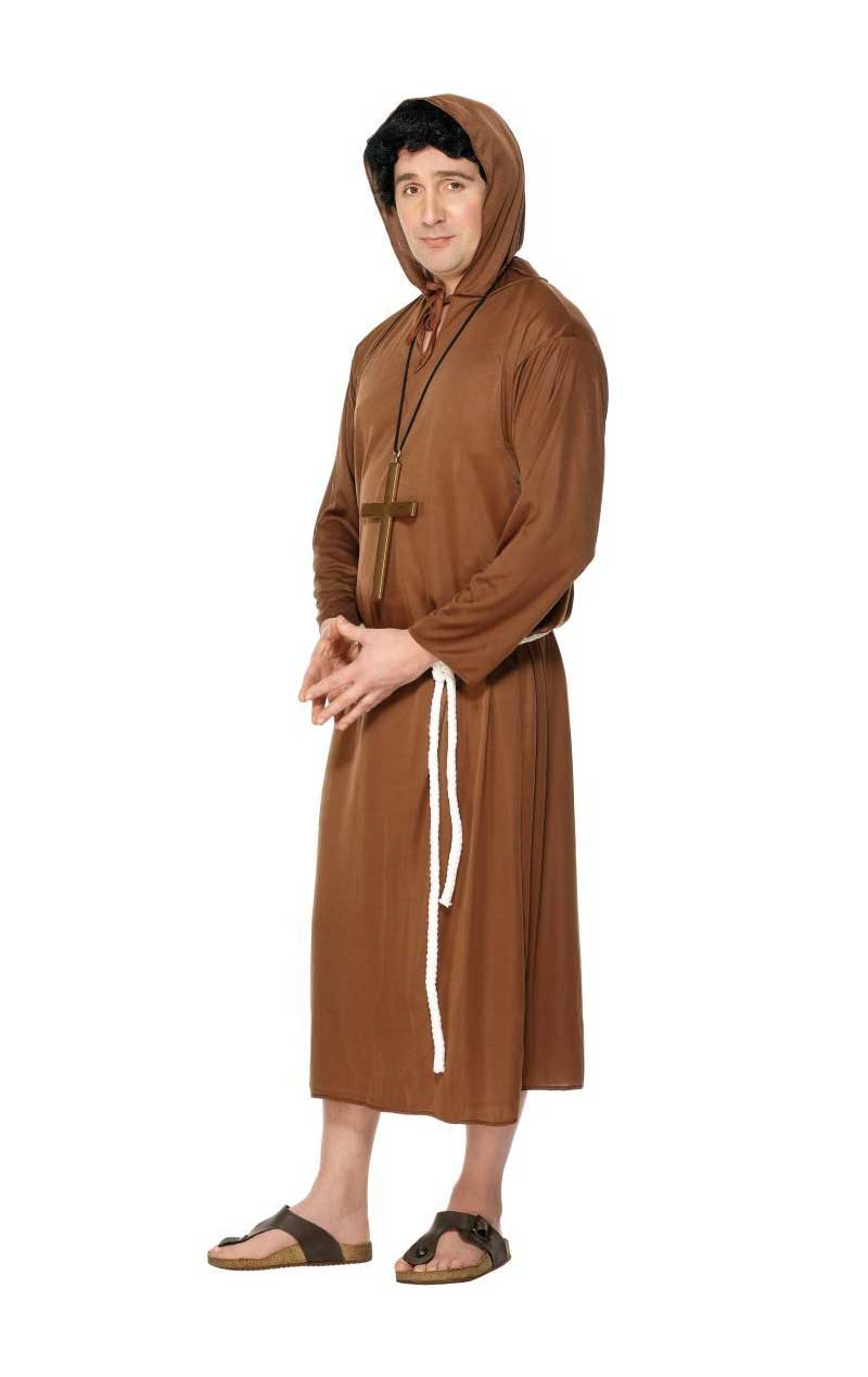 Mens Budget Monk Robe