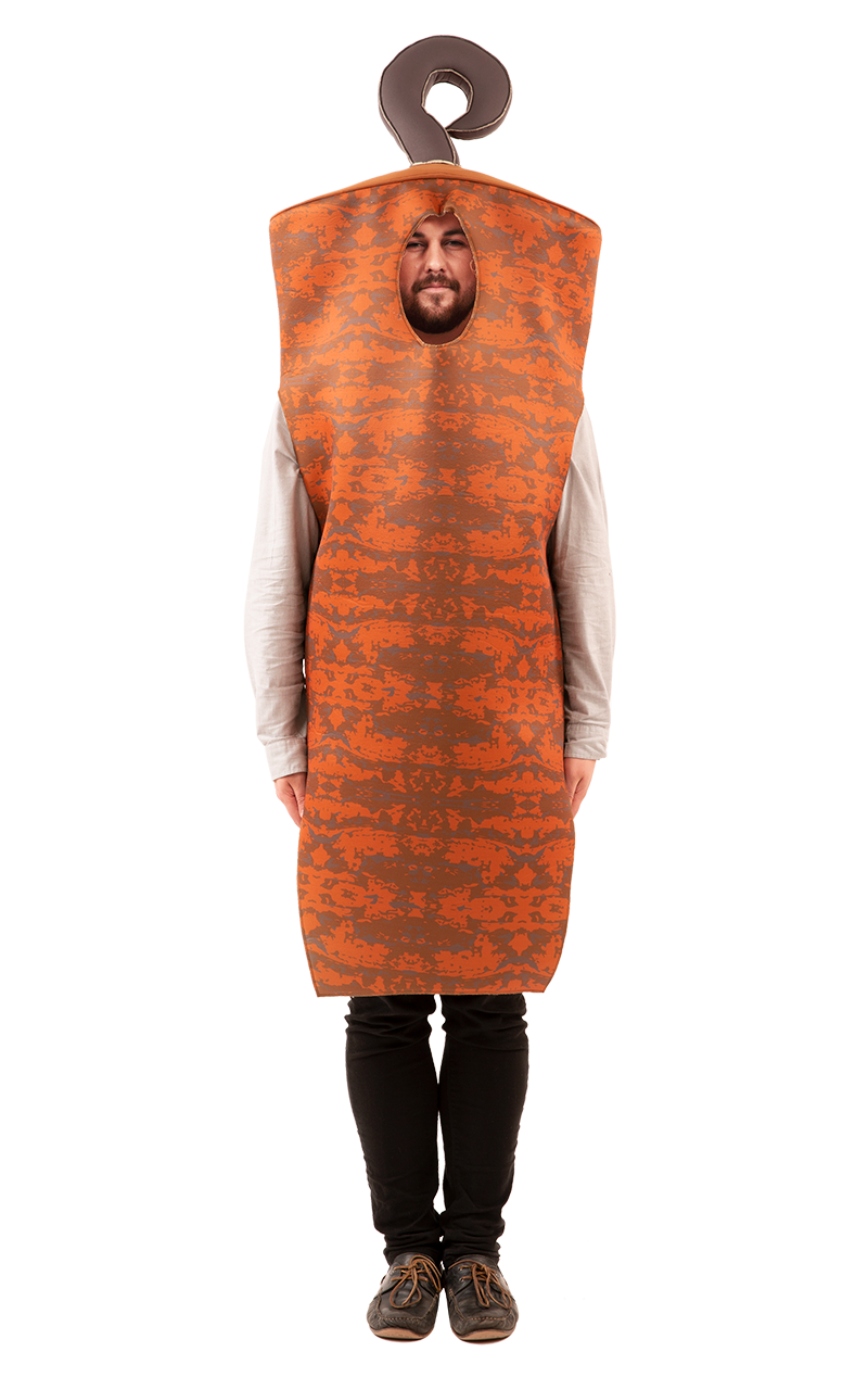 Adult Doner Kebab Costume