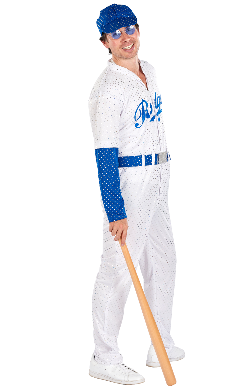 Baseball Star Costume