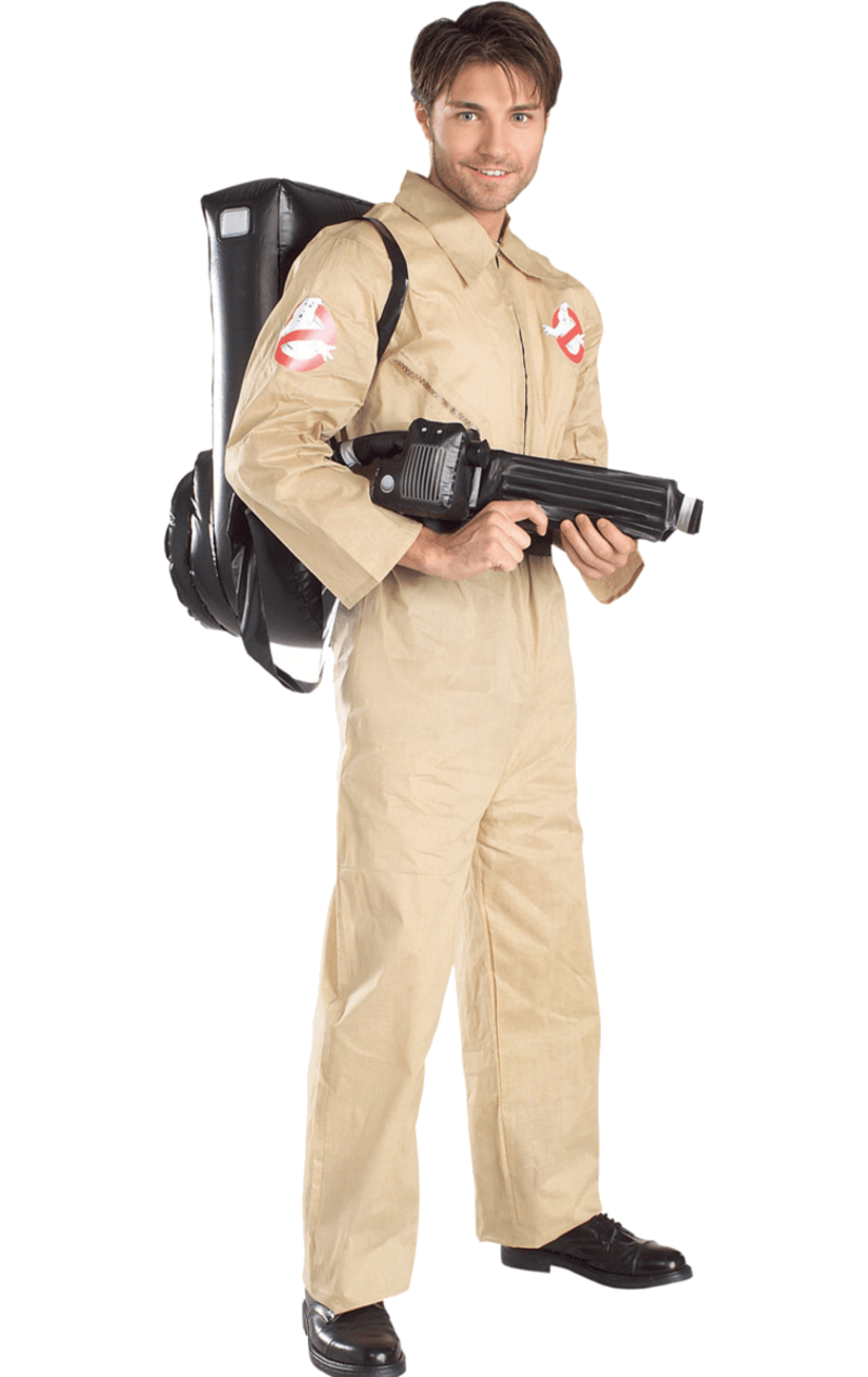Mens Ghostbusters Movie Costume