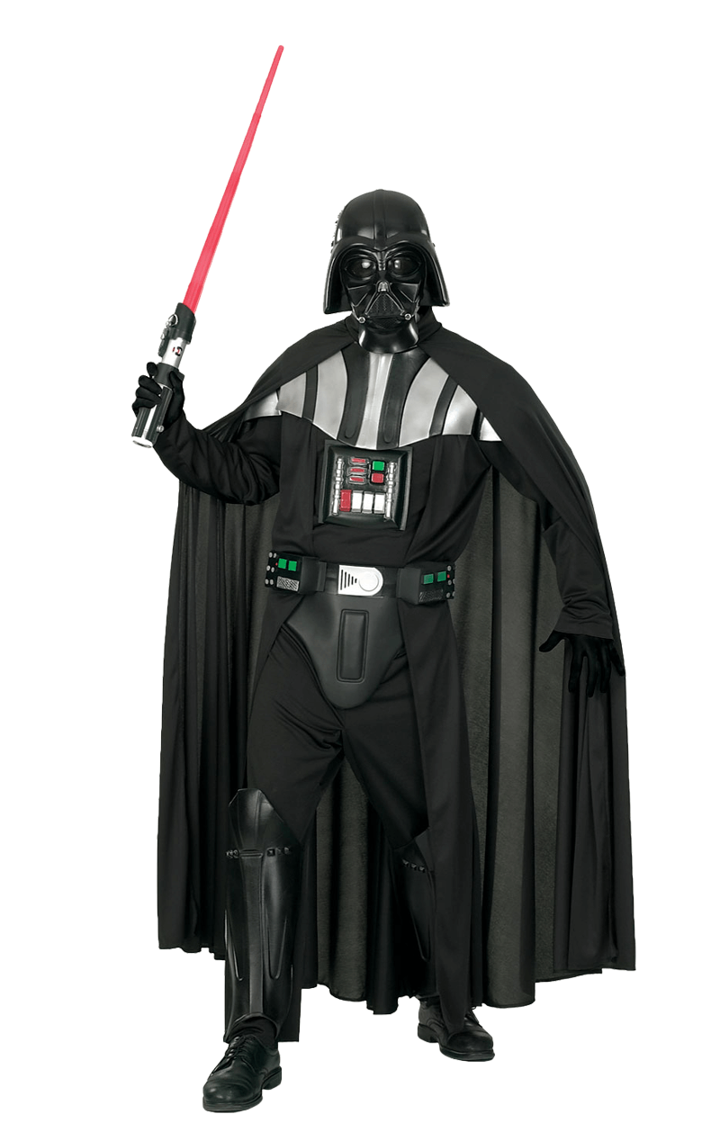 Adult Galactic Empire Darth Vader Costume