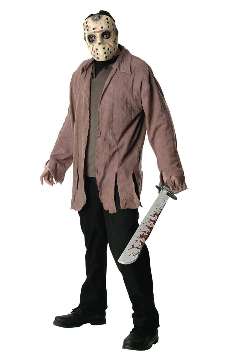 Adult Jason Voorhees Halloween Costume