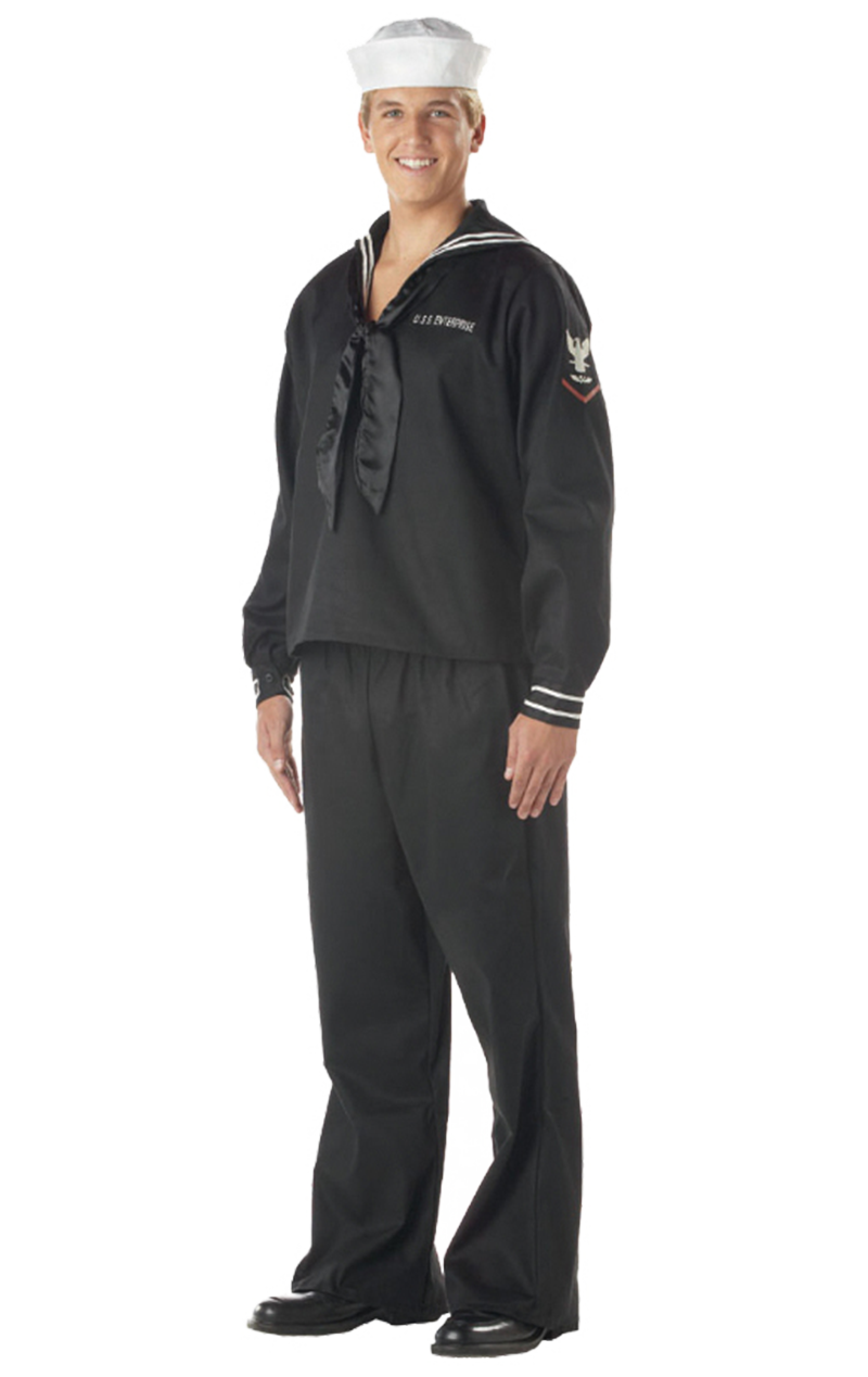 Adult Traditional Navy Uniform