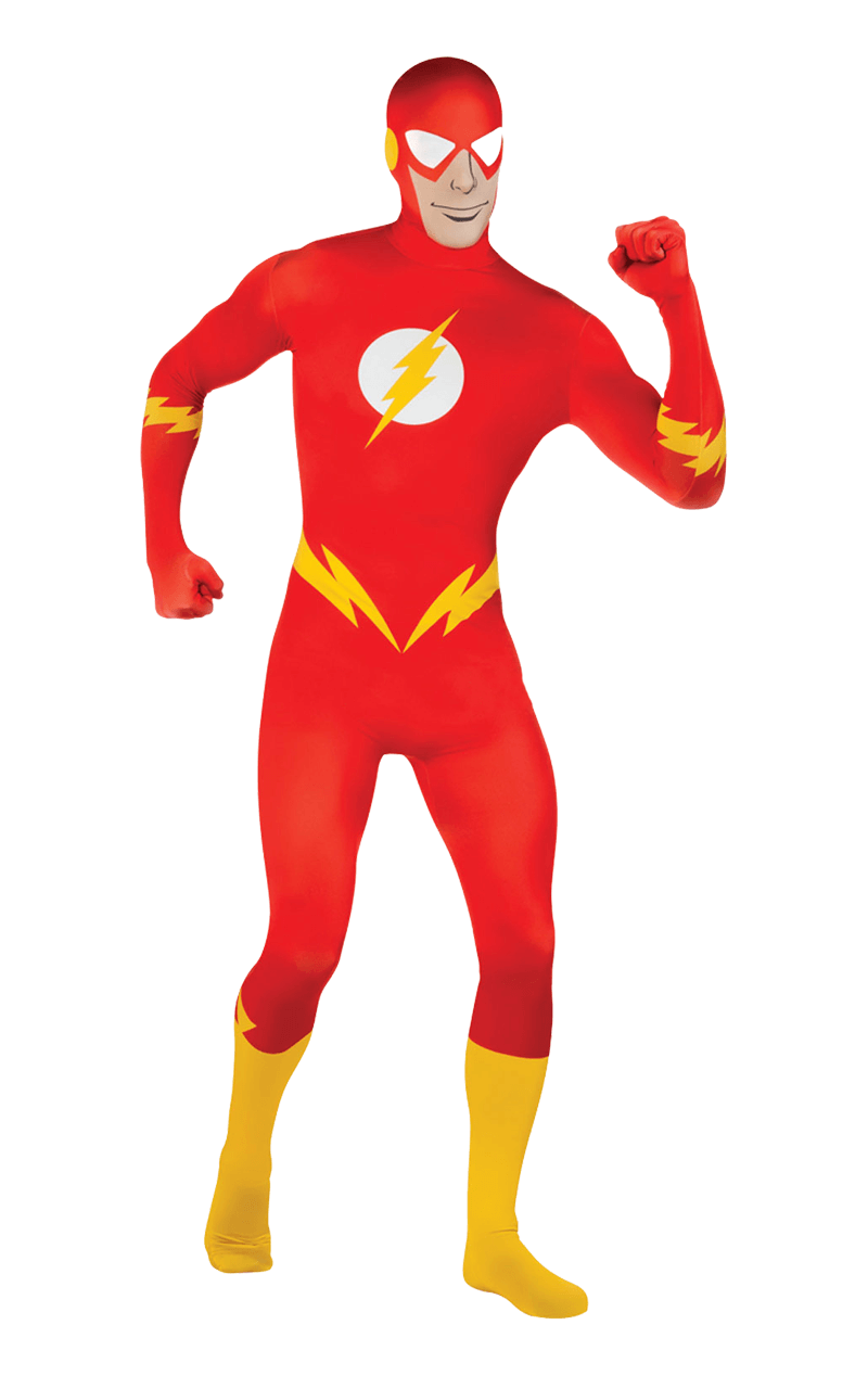 Second Skin The Flash Costume