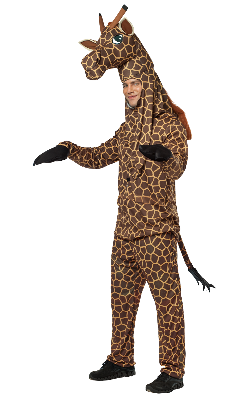 Adult Safari Giraffe Costume
