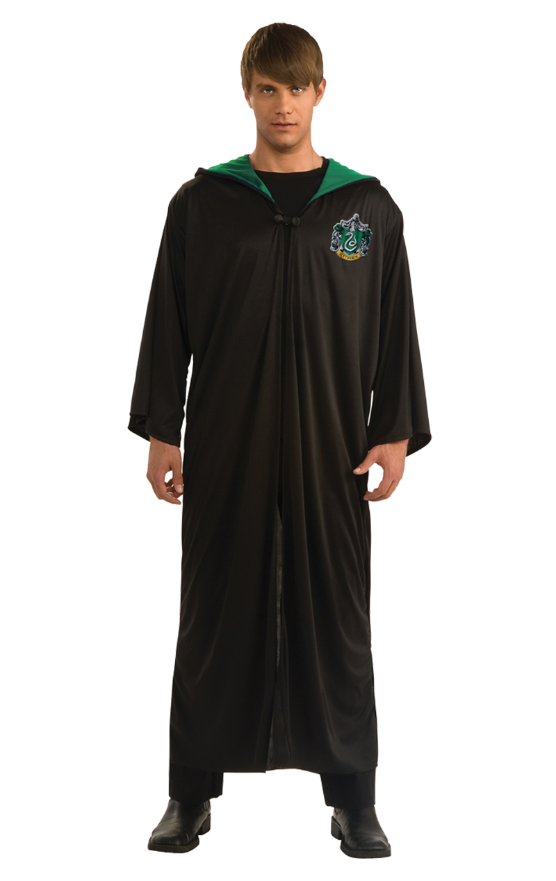 Adult Harry Potter Slytherin Robe
