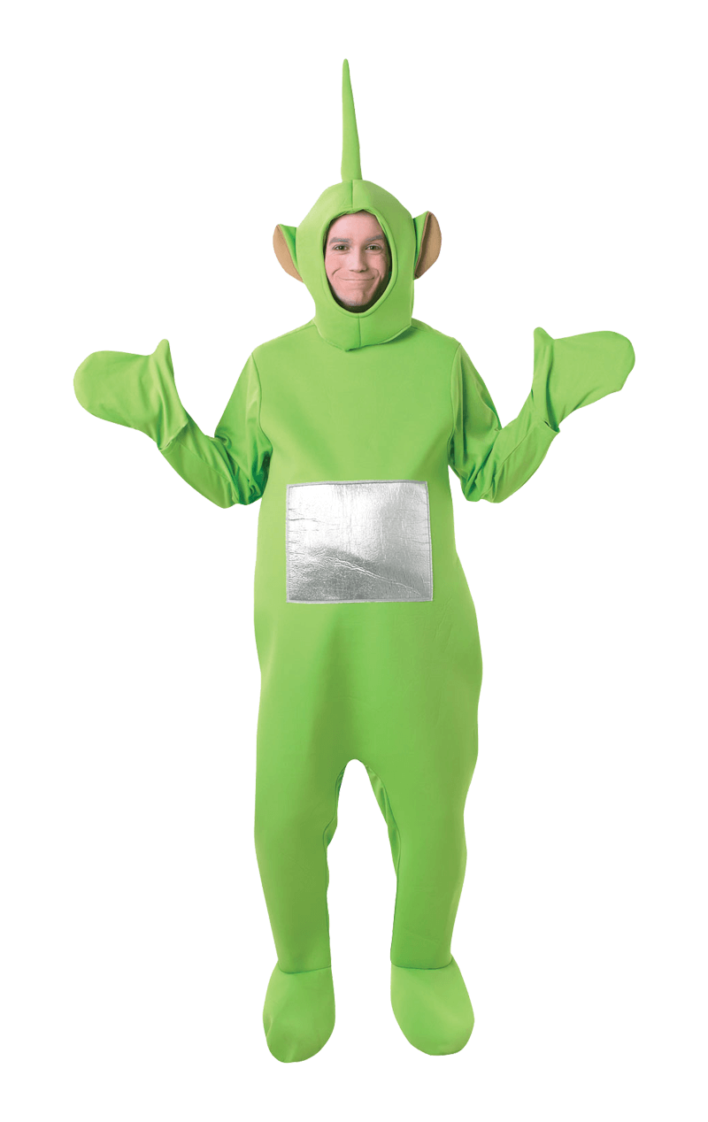Adult Teletubbies Dipsy Costume