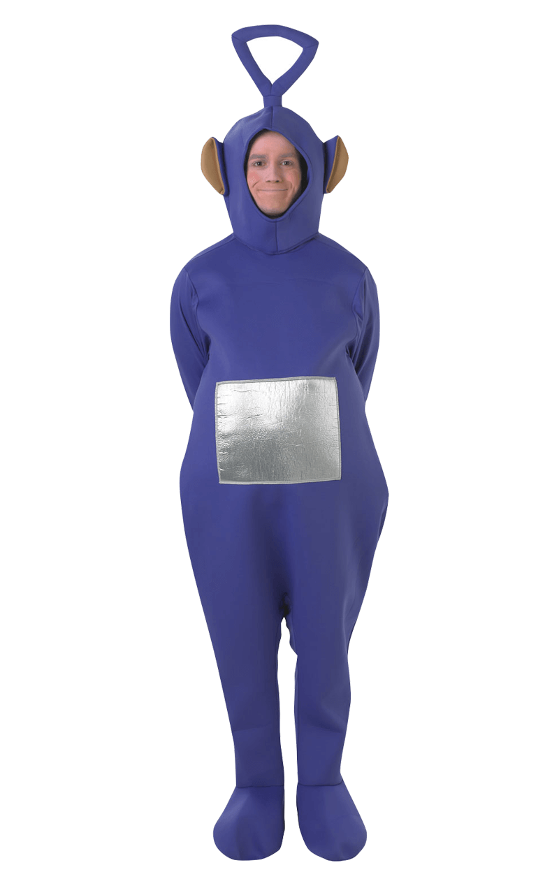 Adult Teletubbies Tinky Winky Costume